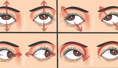 Migliorare la vista con 8 esercizi