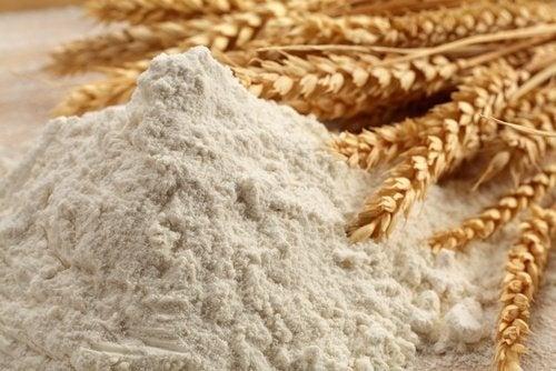farina di grano mal di testa