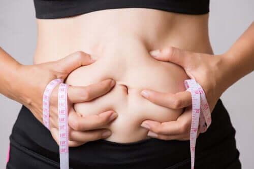 Accumulo di grasso: cause e zone del corpo