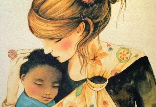i bambini hanno bisogno dei nostri abbracci