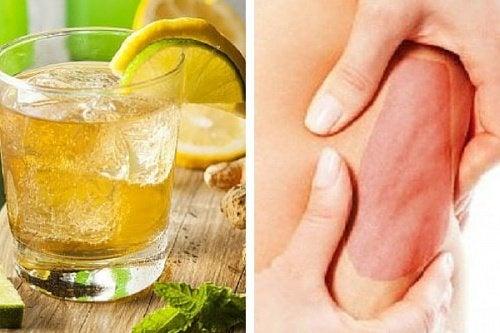 Bevanda per combattere la cellulite