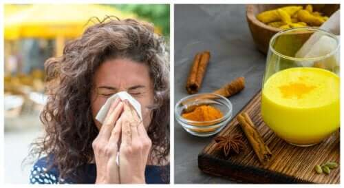Rinite allergica: 4 rimedi naturali