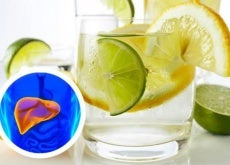 limone fegato ingrossato