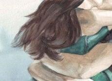 Abbraccio che tolga tutte le paure