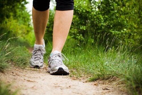 Camminare prevenire il cancro