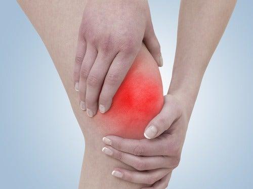 Dolore-ginocchia tacco