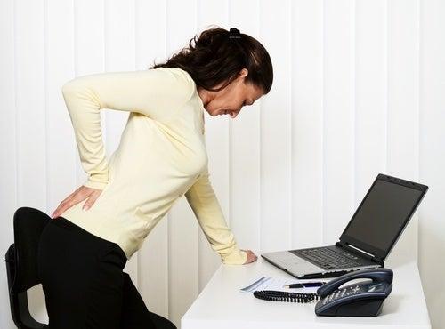Lombalgia dolore fisico