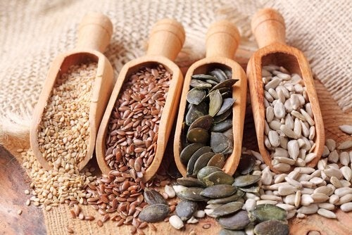 Moderare il consumo dei carboidrati preferendo il consumo di semi