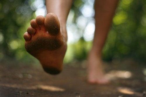 Camminare per eliminare lo stress