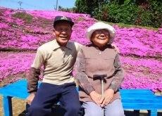 Signori Kuroki e fiori