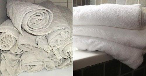 Asciugamani come nuovi: ecco i trucchi per un lavaggio perfetto!
