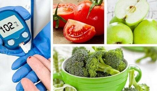 Stabilizzare il glucosio: 7 cibi utili