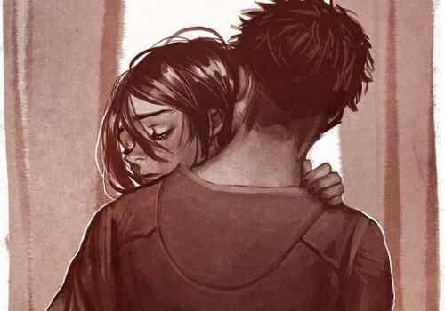 Quando me lo merito meno, amami: ne avrò bisogno