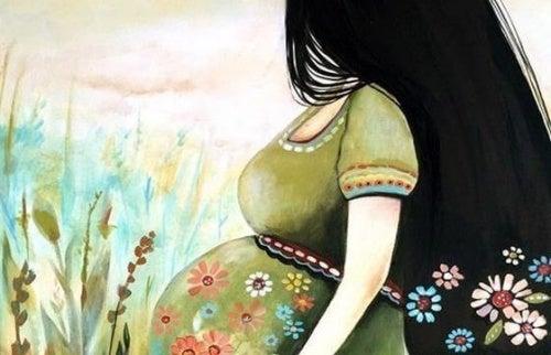 donna-incinta gravidanza