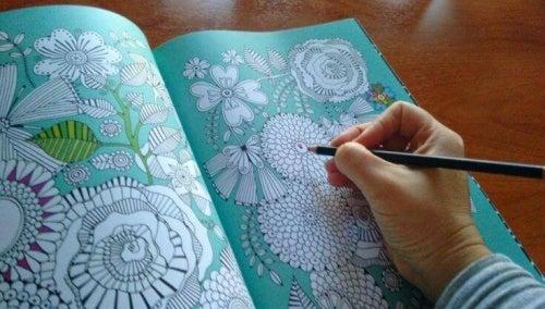 libri da colorare