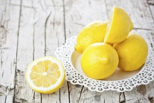 limone per la tosse