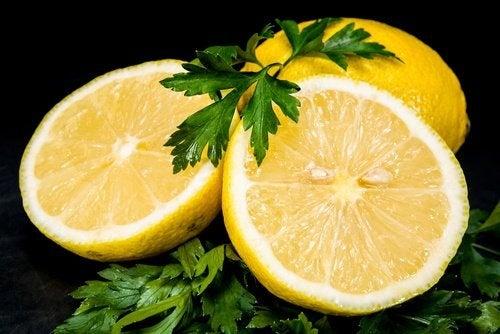 limone la cistite