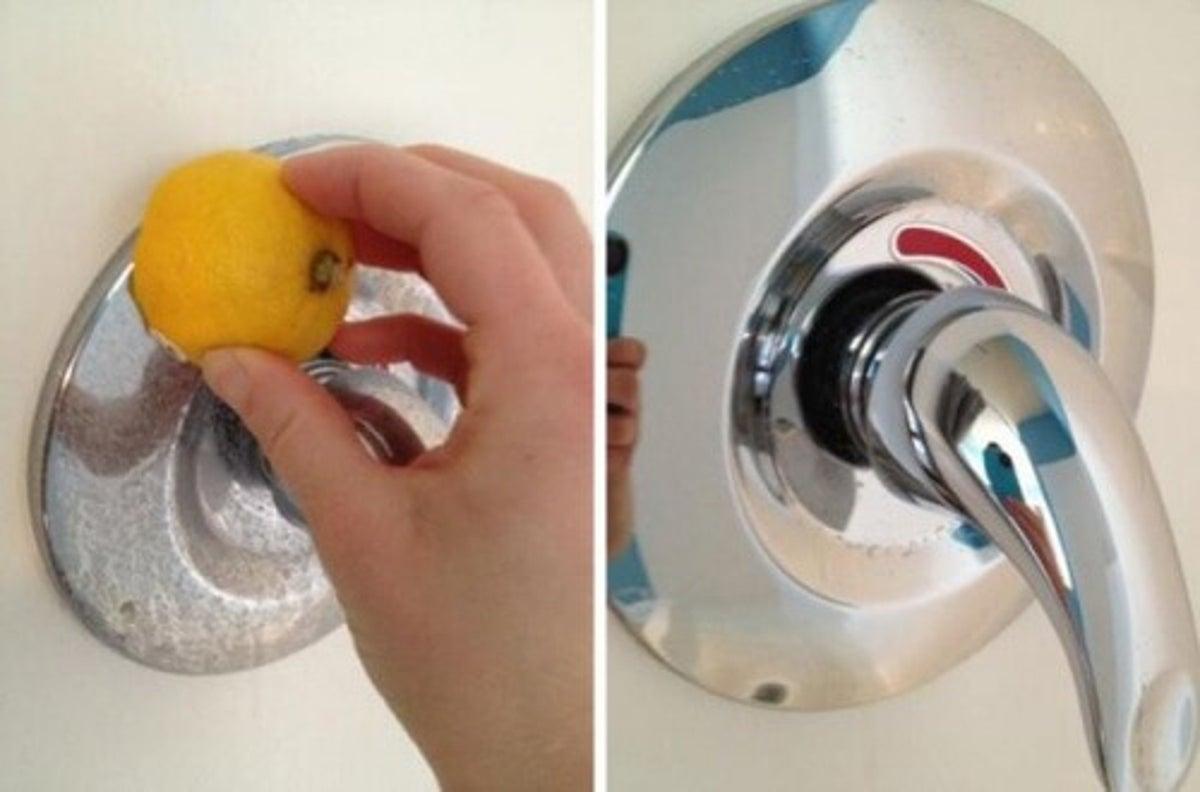 Pulire Ottone In Modo Naturale trucchi per pulire i rubinetti di casa in modo naturale