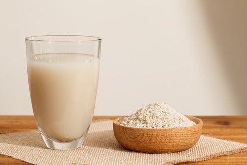acqua di riso per regolare intestino