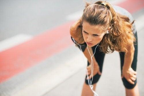 Attività fisica polmoni e bronchi