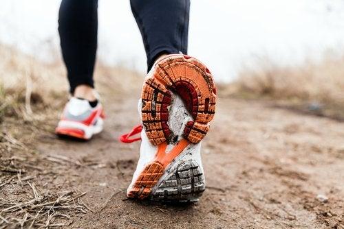 Camminare alzheimer