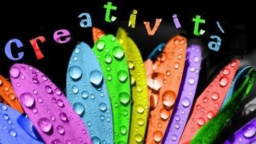 Creatività tranquillizzare la mente