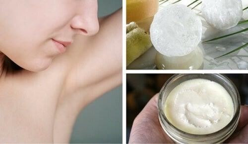 6 deodoranti naturali da preparare a casa