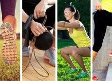 esercizi per bruciare calorie