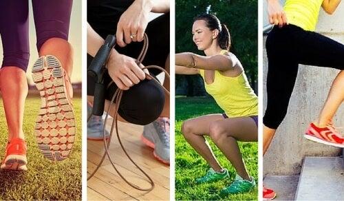 posso perdere peso facendo 100 squat al giorno