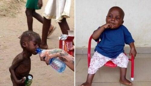 Hope, il bambino nigeriano accusato di stregoneria