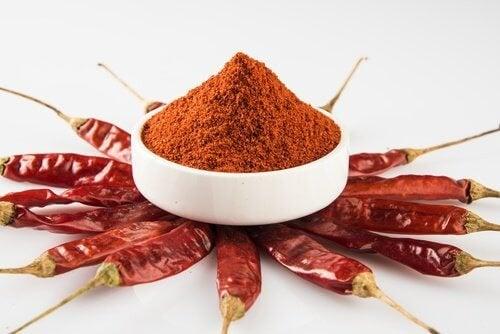 Peperoncino di Cayenna