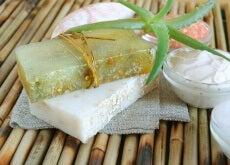 sapone idratante aloe vera