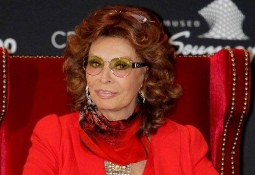 Sophia Loren eterna gioventù