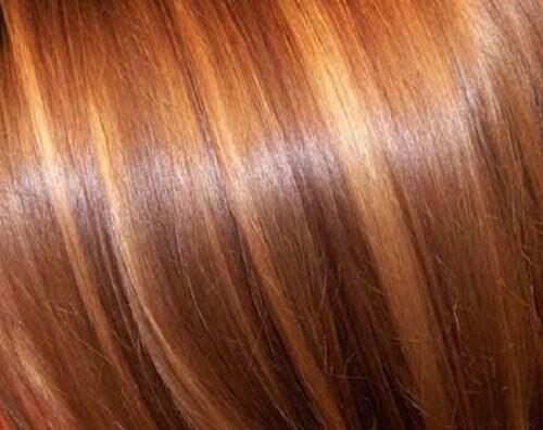 capelli brillanti