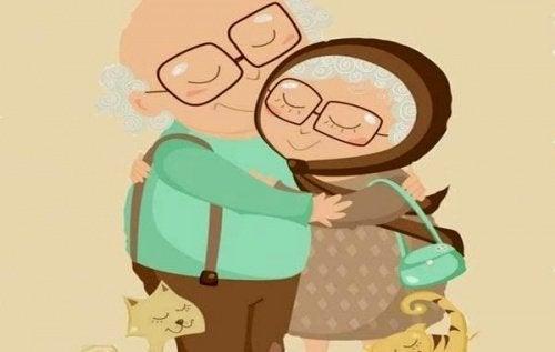 Quando l'amore è eterno e non conosce rughe