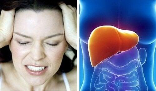 Sapevate che l'ira repressa danneggia il fegato?