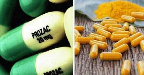 Curcuma: ugualmente o più efficace di questi 7 farmaci