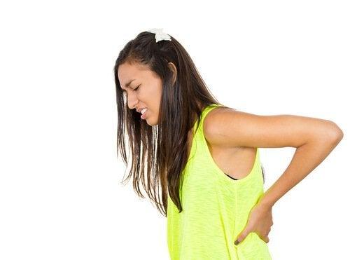 donna dolori calcoli renali