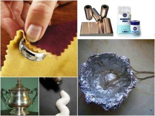 7 trucchi efficaci per pulire l'argenteria