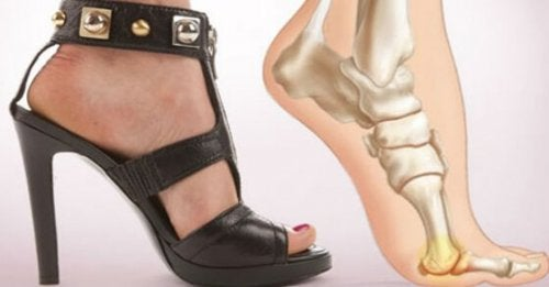 Perché smettere di indossare le scarpe con il tacco?