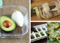 trucchi in cucina per evitare sprechi di cibo