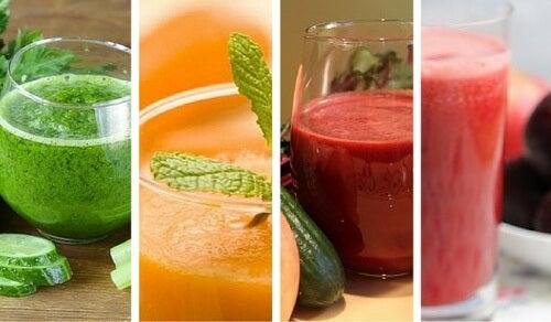 5 deliziose bevande per ottimizzare la funzionalità epatica