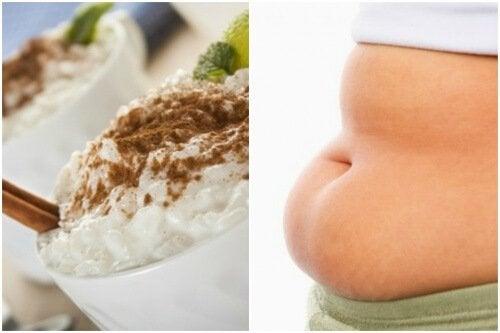 puoi perdere peso mentre mangi il riso
