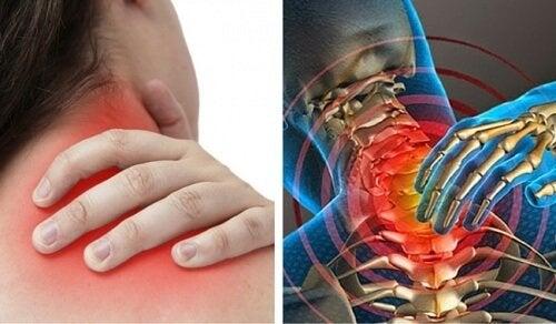 Dolore al collo: sei possibili cause