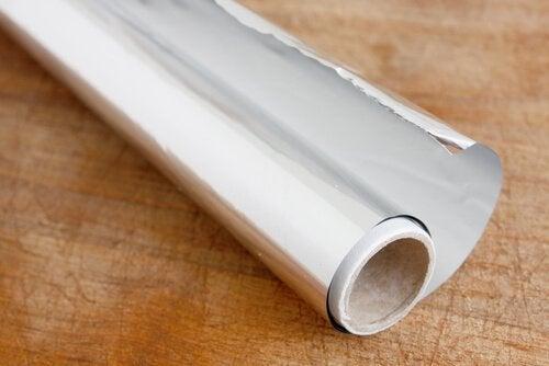 Fogli di alluminio per la ruggine