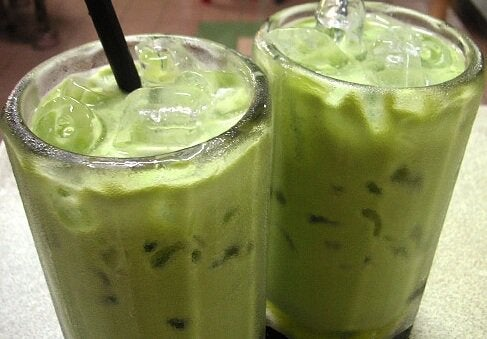 Frullato di avocado e lime