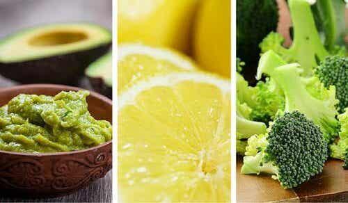 I sei migliori alimenti alcalini presenti in natura