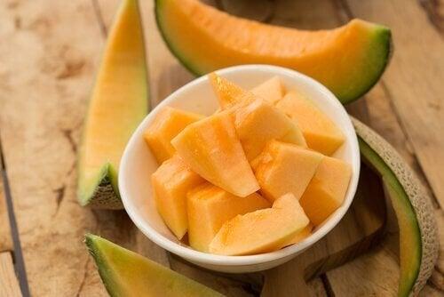Melone colesterolo