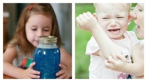Metodo Montessori per canalizzare la rabbia dei bambini