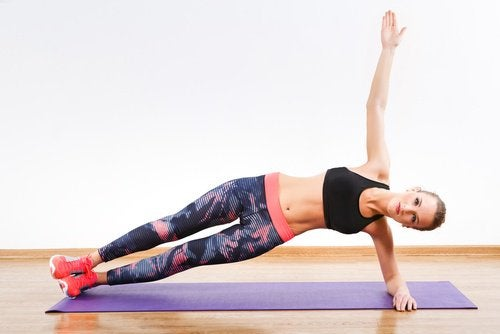 Plank laterale per girovita
